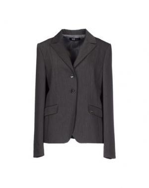 Пиджак MRESALE. Цвет: серый