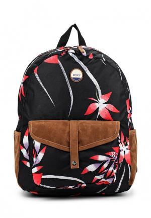 Рюкзак Roxy. Цвет: черный