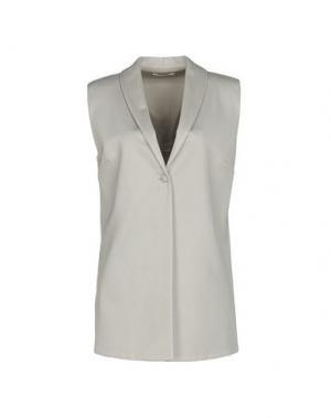 Пиджак BARBON. Цвет: светло-серый