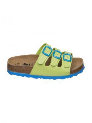 Пантолеты Lico 560015/lemon/blue
