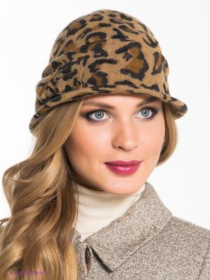 Шляпа Betmar. Цвет: коричневый, черный