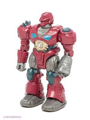 Робот Cybotronix Hap-P-Kid. Цвет: бордовый