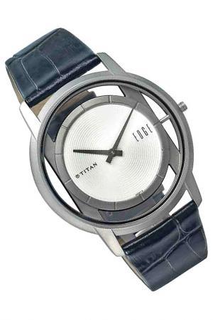 Часы наручные Titan. Цвет: серый