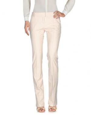 Повседневные брюки ELISABETTA FRANCHI 24 ORE. Цвет: бежевый