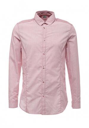 Рубашка RPS. Цвет: красный