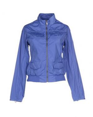 Куртка YES ZEE by ESSENZA. Цвет: синий