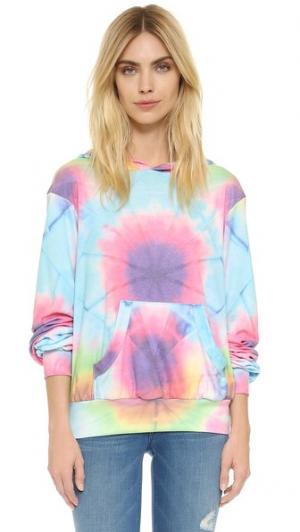 Пуловер Unicorn Dye Wildfox. Цвет: мульти