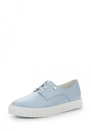 Ботинки Antonio Biaggi. Цвет: голубой