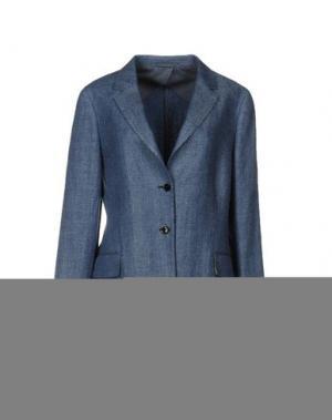 Пиджак SARTORIA LATORRE. Цвет: грифельно-синий