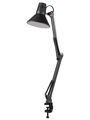 Настольный светильник N-121-E27-40W-BK Эра. Цвет: черный