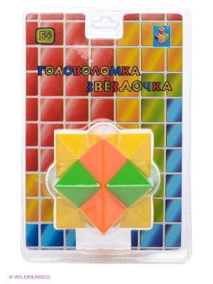 Развивающая игрушка 1Toy. Цвет: оранжевый, красный
