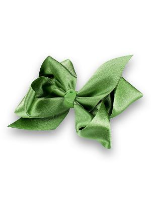 Бант Perlitta. Цвет: зеленый