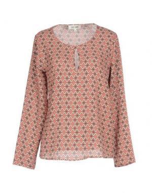 Блузка DRY LAKE.. Цвет: розовый
