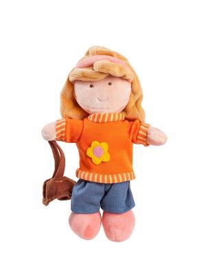 Подвесная декоративная фигурка LOVELY JOY. Цвет: оранжевый