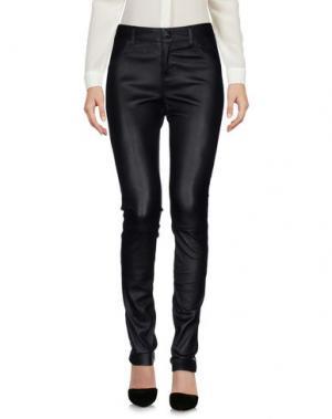 Повседневные брюки VINTAGE DE LUXE. Цвет: черный