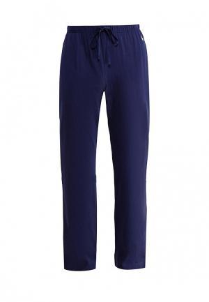 Брюки домашние Polo Ralph Lauren. Цвет: синий