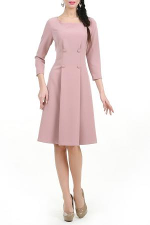 Платье Анри LESYA. Цвет: мультицвет