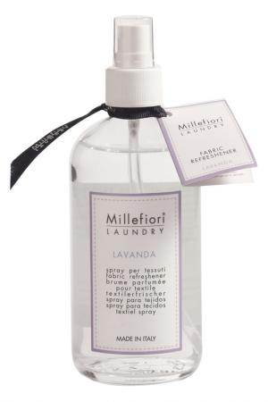 Аромат для тканей Лаванда millefiori milano. Цвет: белый