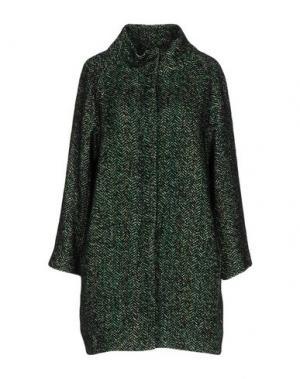Пальто BIANCOGHIACCIO. Цвет: зеленый