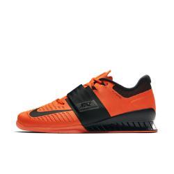 Кроссовки для тяжелой атлетики  Romaleos 3 Nike. Цвет: оранжевый