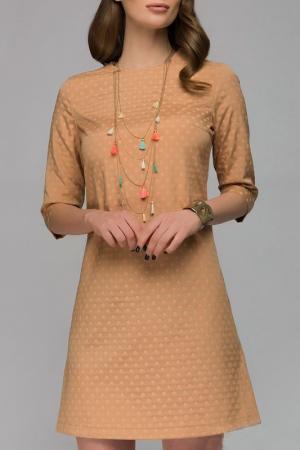 Платье 1001dress. Цвет: золотой
