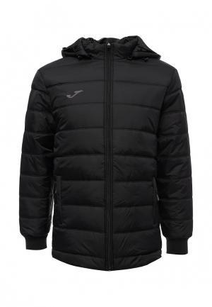 Куртка утепленная Joma. Цвет: черный