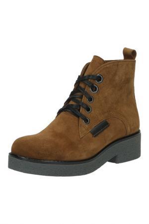 Ботинки Wilmar. Цвет: рыжий