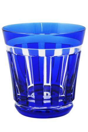Стакан для виски Nachtmann. Цвет: синий