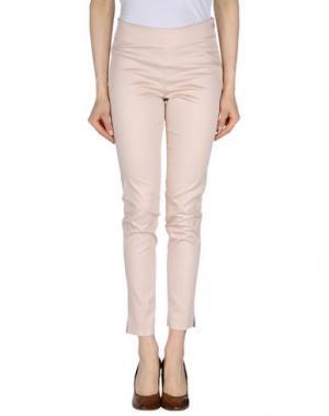 Повседневные брюки ROSE & LINI. Цвет: светло-розовый