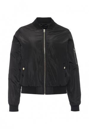Куртка Dorothy Perkins. Цвет: черный