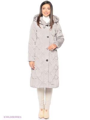 Куртка женская DIXI CoAT. Цвет: бежевый