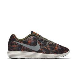 Мужские беговые кроссовки  LunarTempo 2 Print Nike. Цвет: коричневый