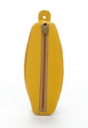 Ключница D.Angeny. Цвет: желтый