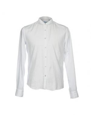Pубашка BARBATI. Цвет: белый