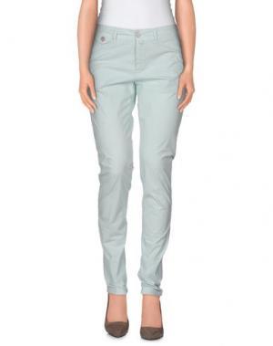 Повседневные брюки KUBERA 108. Цвет: светло-зеленый