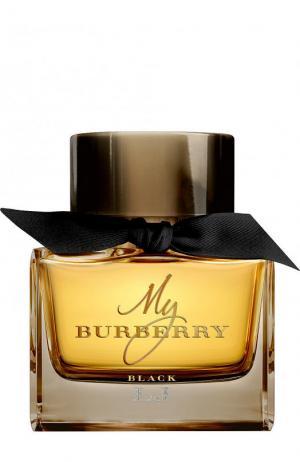 Духи My  Black Лимитированный выпуск Burberry. Цвет: бесцветный
