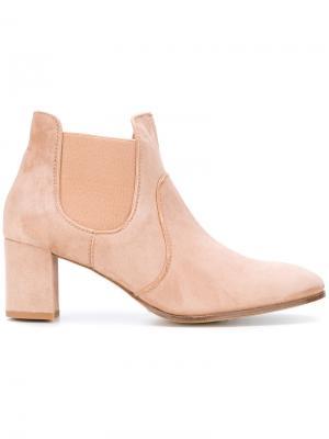 Ботинки Xelo Pedro Garcia. Цвет: розовый и фиолетовый