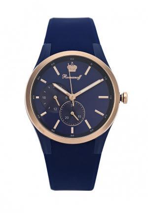 Часы Romanoff. Цвет: синий