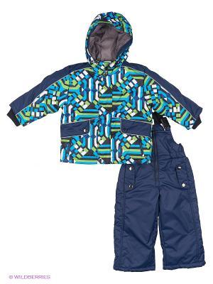 Комплект одежды Hippo Hoppo. Цвет: зеленый