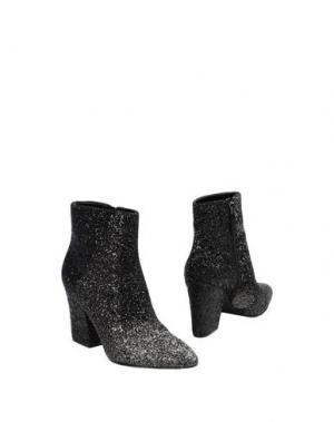 Полусапоги и высокие ботинки NINE WEST. Цвет: серый