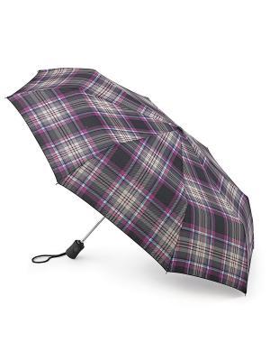 Зонт Автомат Fulton. Цвет: фиолетовый