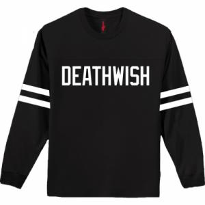 Sale BOARDWALK L/S SHIRT DEATHWISH. Цвет: blk/wht