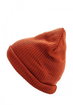 Шапка Topman. Цвет: оранжевый