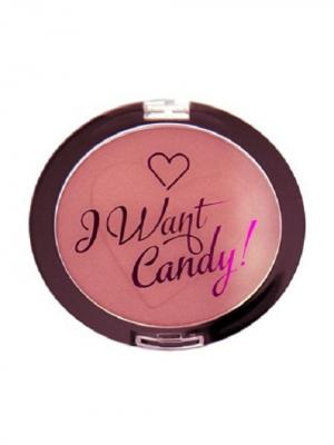 Румяна I Heart Makeup Want Candy Blushing Revolution. Цвет: сиреневый