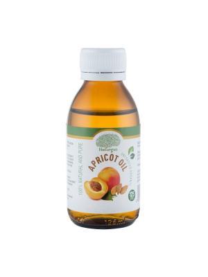 Абрикосовое масло 125 мл Huilargan. Цвет: желтый
