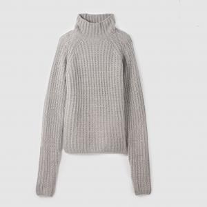 Пуловер с длинными рукавами HAZE KNIT CHEAP MONDAY. Цвет: серый