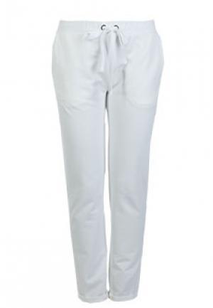 Спортивные брюки NOLO. Цвет: белый