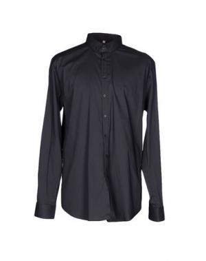 Pубашка Q1. Цвет: стальной серый