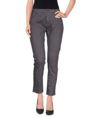 Джинсовые брюки SUPERFINE. Цвет: розовато-лиловый