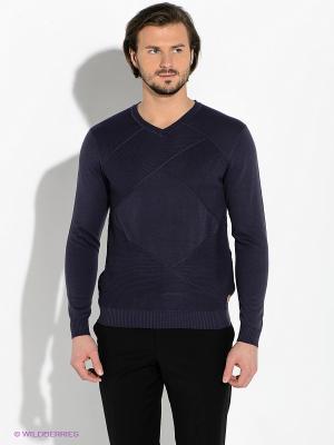 Пуловер Greg Horman. Цвет: фиолетовый